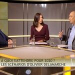 A quoi s'attendre pour l'année 2020 ? Les scénarios d'Olivier Delamarche dans C'EST CASH !