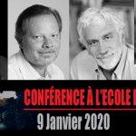 Conférence des Econoclastes et de Pierre CONESA à l'École de Guerre ! – Jeudi 9 janvier 2020
