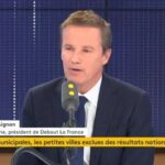 Nicolas Dupont-Aignan: Municipales : la circulaire de Christophe Castaner, «une volonté du gouvernement de cacher le résultat»