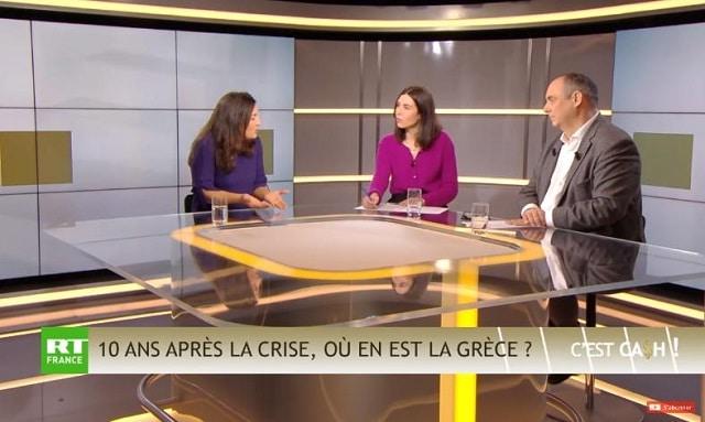 """Olivier Delamarche: """"Soit la Grèce sort de l"""