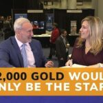 """Peter Schiff: """"Le cours de l'or va littéralement s'envoler. 2000 $ l'once n'est qu'une première étape !"""""""
