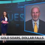 """Peter Schiff: """"Je vous préviens, la prochaine décennie sera explosive pour le marché de l'or !"""""""