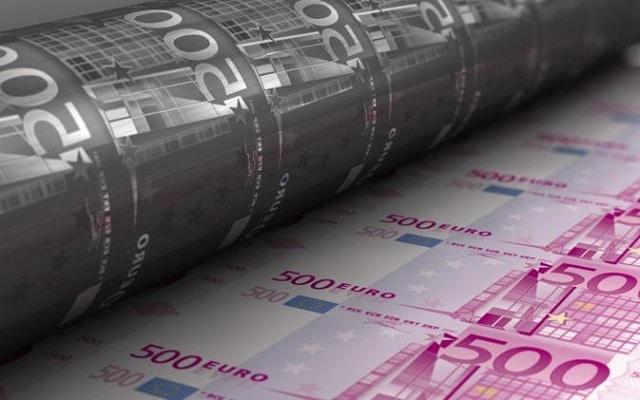 Planche à Billets No LIMIT ! Le Bilan de la BCE vient d'atteindre un nouveau sommet historique à plus de 6 534 milliards €