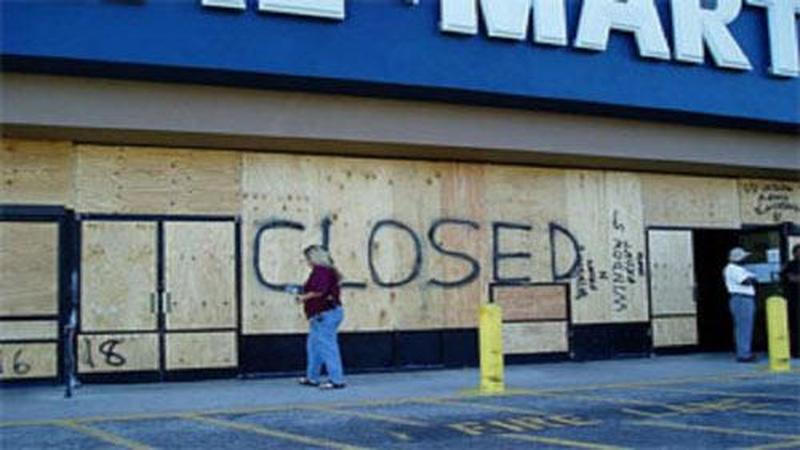 Etats-Unis: banqueroutes en série pour les grands magasins... L'effondrement du commerce de détail s
