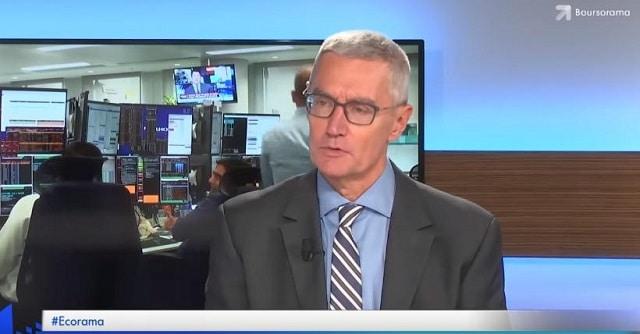 """Didier Saint-Georges: """"Une baisse de 10% des indices boursiers n"""