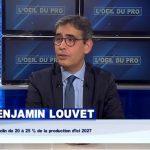 """Benjamin Louvet: """"A partir de maintenant, la production aurifère va s'en doute décroître de façon irréversible !"""""""