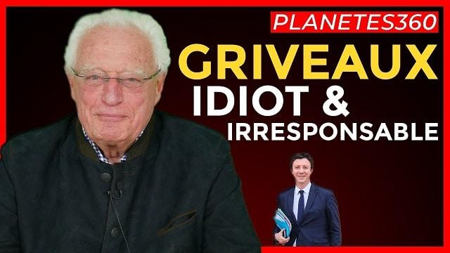 """Charles Gave: Griveaux: """"Un idiot et un irresponsable !"""""""