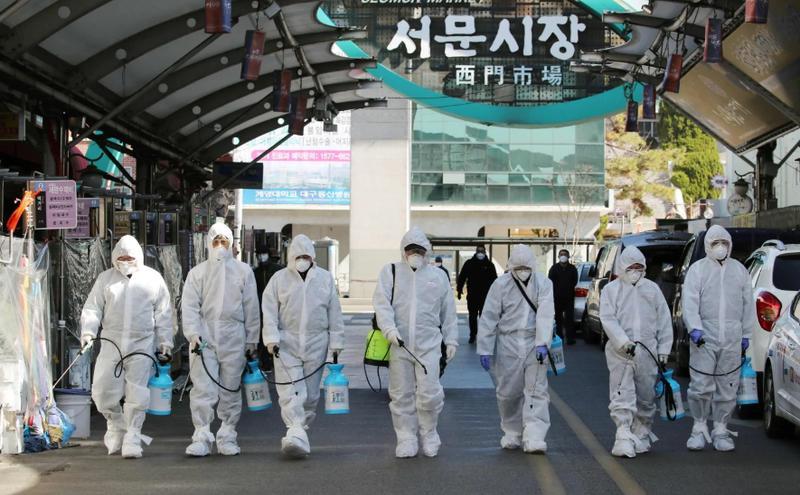 Covid-19: La Panique devient planétaire ! La Corée du sud, le Japon parlent de pandémie et l'Italie confirme un 3ème décès et annule le carnaval de Venise !!