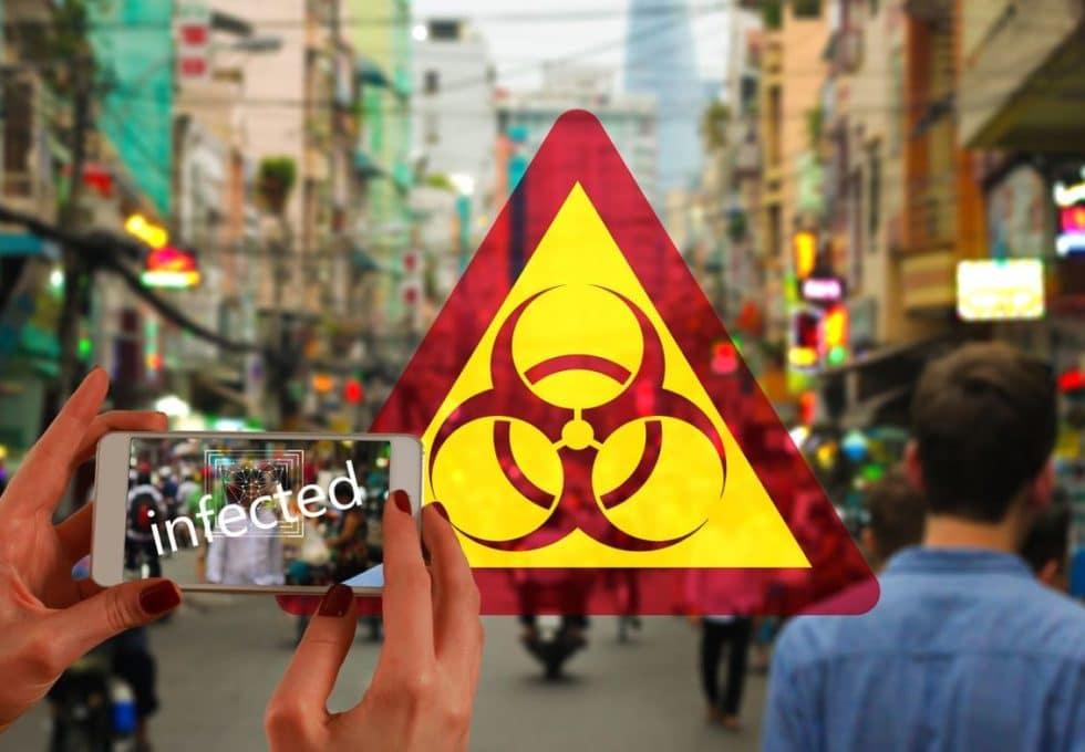 Coronavirus: Chroniques d'une pandémie au 17 février 2020.