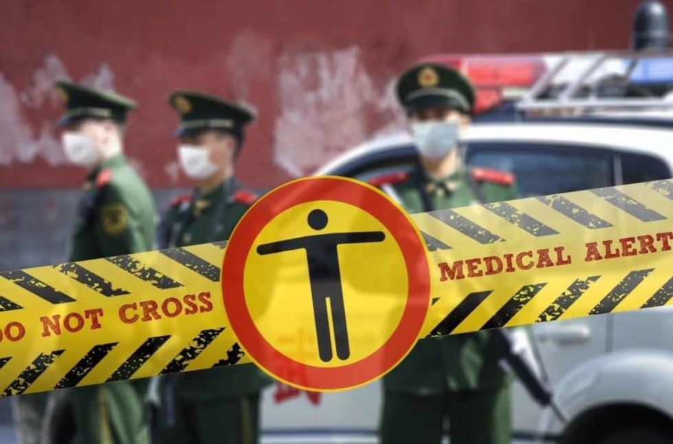 Incurie française. Les militaires de Creil envoyés à Wuhan non testés à leur retour !!!