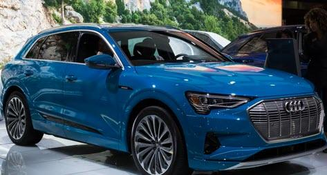 Audi suspend la production de véhicules électriques en raison d'une pénurie de batteries