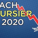 KRACH BOURSIER EN 2020 ? 5 Astuces Pour Se Protéger !