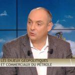"""Olivier Delamarche: Pétrole de schiste: """"Le fait qu'il faut sans cesse forer des trous partout, les Etats-Unis vont finir par importer de l'eau !"""""""