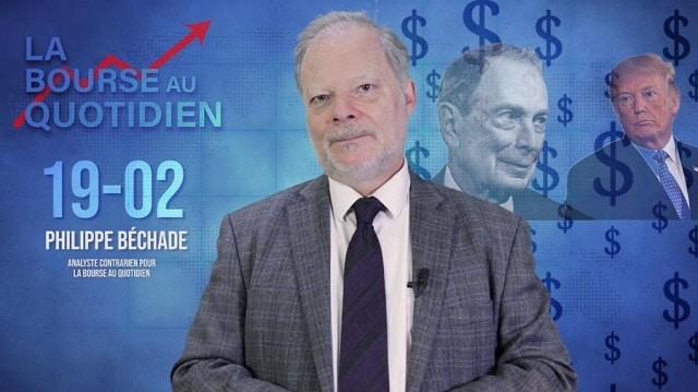"""Philippe Béchade – Séance du Mercredi 19 Février 2020: """"Ah quel tricheur... Il fait comme moi !"""""""