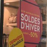 France: Bilan très mitigé pour les soldes d'hiver: les gros rabais n'ont pas attiré les clients