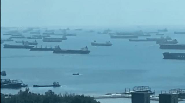 Pour l'AFP, « cauchemar logistique » des entreprises occidentales en Chine