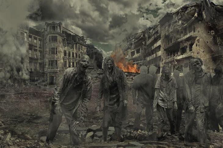 « Walking Dead ? Non Profit Warning Dead !! » L'édito de Charles Sannat