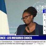 Sibeth Ndiaye: Nous n'entendons pas demander à un enseignant «qui aujourd'hui ne travaille pas» de traverser la France pour aller récolter des fraises !