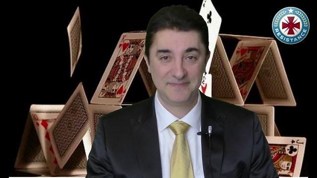 """Commandant AUBENAS: """"Les banques centrales vont tout faire pour regonfler la bulle d"""