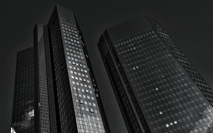 La Deutsche va-t-elle provoquer un effondrement systémique  ?