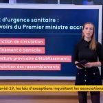 Coronavirus: La perte de liberté en Europe préoccupe