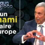 """Jean-Pierre Chevallier, Professeur agrégé d'économie: """"Vers un TSUNAMI BANCAIRE en Europe !"""""""