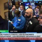 Olivier Delamarche analyse le krach boursier: «On est encore à 20% de trop sur les marchés ! On va avoir une récession MONSTRUEUSE !! On est en Risque MAJEUR !!!»