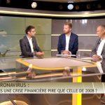 Vers une crise financière pire que celle de 2008 ?… Réponse avec Olivier Delamarche dans C'EST CASH !