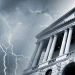 Les actions du secteur bancaire indiquent clairement que le système financier a peu de chances de survivre sous sa forme actuelle.