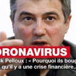 Patrick Pelloux : « Pourquoi ils bougent ? Parce qu'il y a une crise financière… »