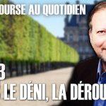 """Philippe Béchade – Séance du Lundi 02 Mars 2020: """"Après le déni, la déroute…"""""""