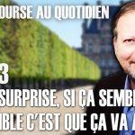 """Philippe Béchade – Séance du Mercredi 04 Mars 2020: """"Pas de surprise, si ça semble impossible c'est que ça va arriver"""""""