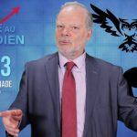 """Philippe Béchade – Séance du 12/03/20: """"Christine va-t-elle enrayer cette panique ? Eh bien, c'est raté ! L'effet est Désastreux !!"""""""