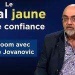 """Pierre Jovanovic: """"Dettes, fausse monnaie, taux négatifs… Face au système criminel des banques actuelles,… l'OR inspire confiance !!"""""""