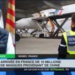 Renaud Muselier: En chine, une cargaison de masques français a été achetée «cash» par les américains sur le tarmac !