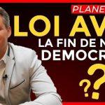 "Sébastien Laye: ""LOI AVIA: La Fin de notre Démocratie ?"""