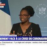 Sibeth Ndiaye: «Les Français ne pourront pas acheter de masque dans les pharmacies, car ce n'est pas nécessaire si l'on n'est pas malade»