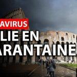 Thami Kabbaj: «L'heure est Grave… 60 millions d'Italiens mis en quarantaine ! Risque de crise financière et économique mondial !!»
