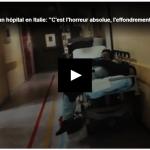 """Olivier Berruyer: """"Vidéo d'un hôpital en Italie: C'est l'horreur absolue, l'effondrement total d'un système !"""""""