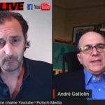 """André Gattolin, Sénateur LREM: """"Nous, les politiques, aujourd'hui, nous sommes des guignols !"""""""