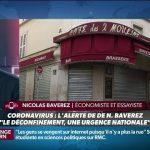 """Nicolas Baverez: """"Une véritable débâcle économique et sociale se profile en France. L'Etat est faussement protecteur car il est ruiné !"""""""