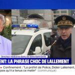 Confinement: pour le Pr Frédéric Adnet, du Samu de Seine-Saint-Denis, les propos du préfet Lallement sont «scandaleux, il doit démissionner !»