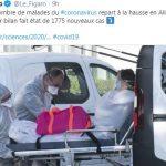 Allemagne: Le déconfinement se Grippe ? Le nombre de malades du coronavirus repart à la hausse ! le dernier bilan fait état de 1775 nouveaux cas !!