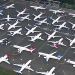 Chute de l'action BOEING après l'annonce de l'annulation de 150 commandes de 737 MAX au mois de mars
