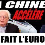 """Charles Gave: """"La Chine ACCÉLÈRE sa transformation secrète en Superpuissance""""… et Que fait l'EUROPE ?"""