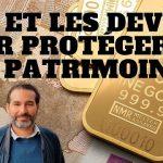 Charles Sannat: «Avec la crise qui est la pire de tous les temps, et la crise monétaire qui se rapproche,… Comment Protéger son patrimoine avec de l'or et des devises ?»