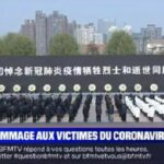 """Emmanuel Lechypre lors de l'hommage chinois aux morts du coronavirus: """"Ils enterrent des Pokemon !"""""""