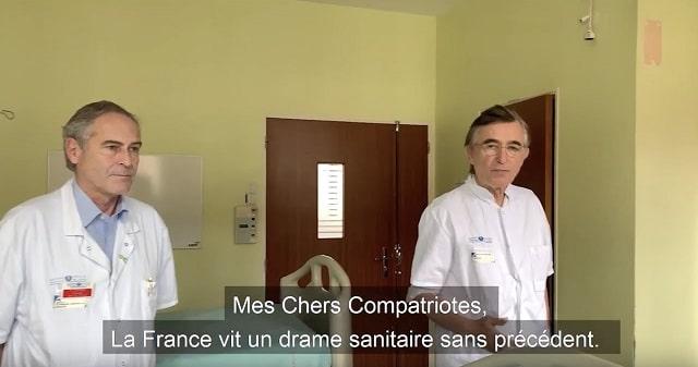 Philippe Douste-Blazy et Christian Perronne: La France vit un Drame sanitaire sans précédent !... Signez la pétition pour pouvoir prescrire l