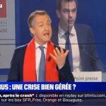 Christophe Barbier: «Pour sauver quelques vies de personnes très âgées, on va mettre au chômage des milliers de gens ?»