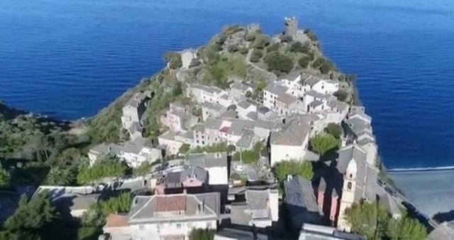 Confinement: la Corse transformée en île déserte